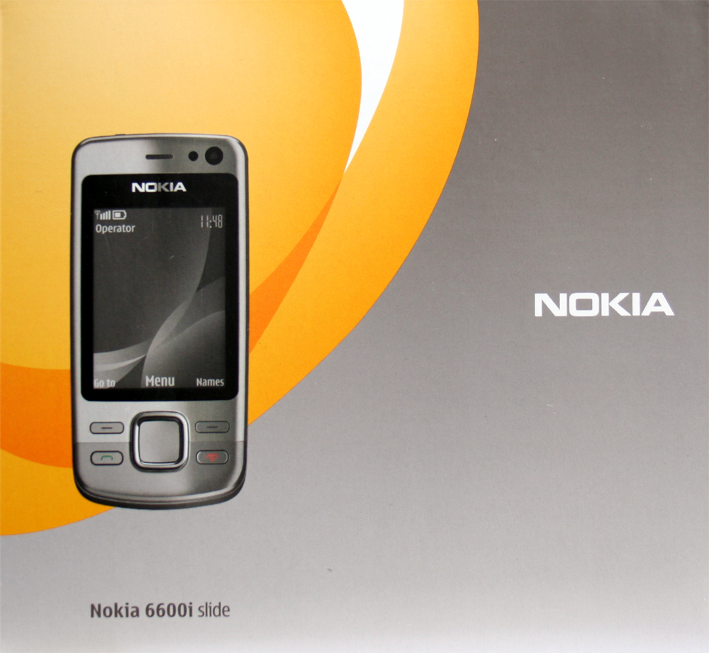 nokia 6600i slide silber neu tasten handy 5 megapixel. Black Bedroom Furniture Sets. Home Design Ideas