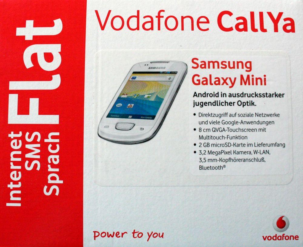 Samsung-Galaxy-Mini-Weiss-GT-S5570-Vodafone-CallYa-S5570-NEU