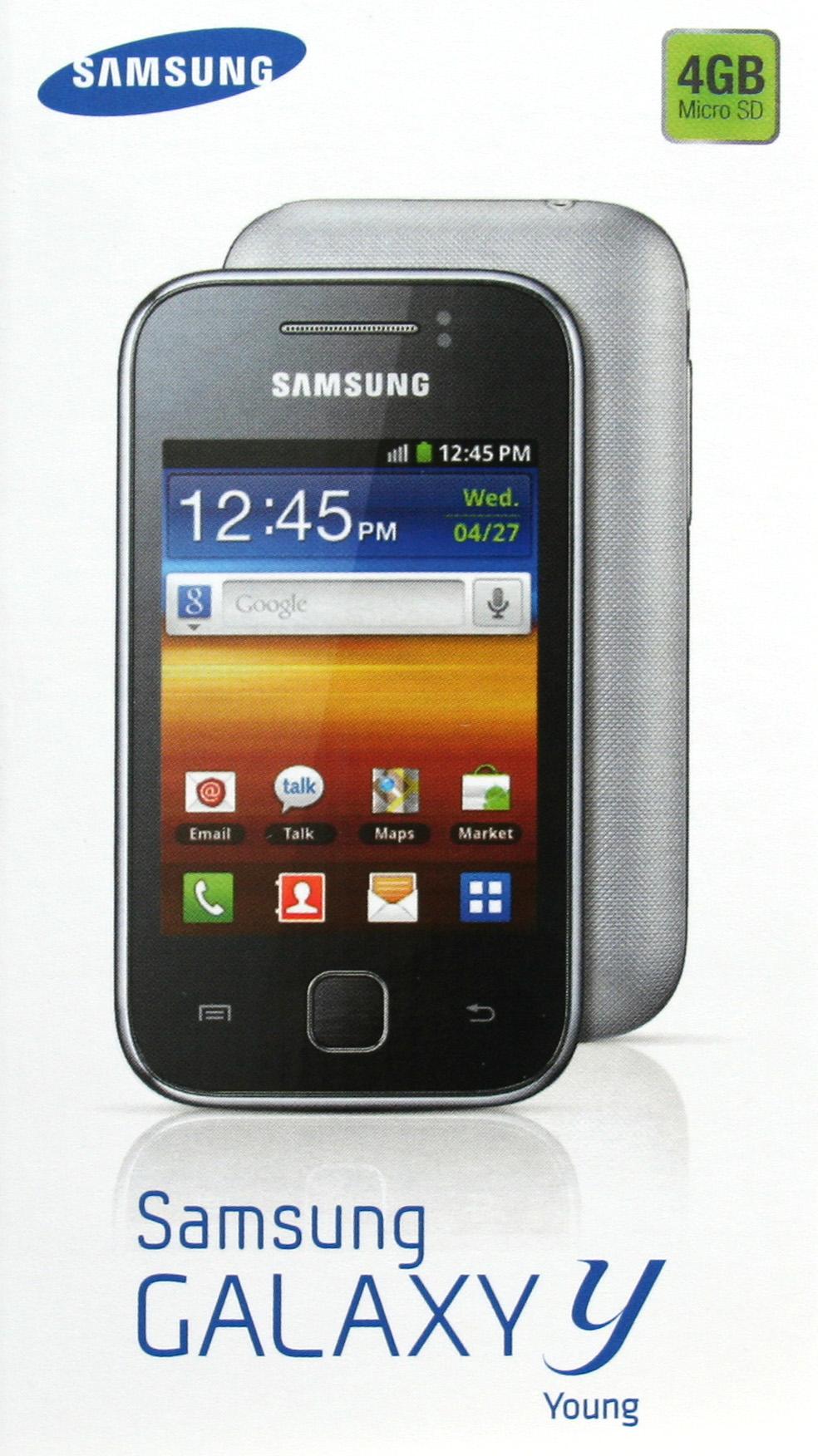 Samsung Galaxy Y Young S5360